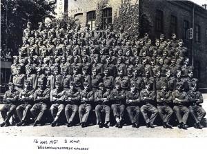 1951 3 KMP BÅDSMANDSSTRÆDEKASERNE MAJ 1951