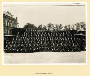 1952 INDKALDELSESHOLD NOV 1952