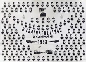 1953 3 TRAINAFD - 3 KMP 1953