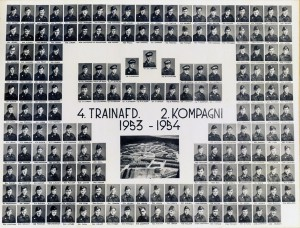 1954 4 TRAINAFD - 2 KMP 1953 - 1954