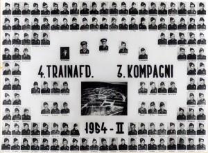 1954 4 TRAINAFD - 3 KMP 1954 II