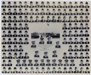 1967 JTRR REKRUTSKOLE 2 KMP HVORUP MAJ 1967