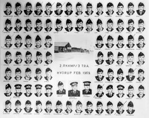1969 2 RKKMP - 3 TRABTN HVORUP FEB 1969