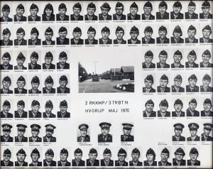 1970 2 RKKMP - 3 TRBTN HVORUP MAJ 1970