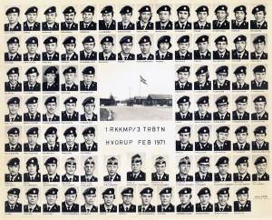 1971 1 RKKMP - 3 TRBTN HVORUP FEB 1971