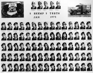 1973 2 RKKMP - 3 TRBTN HVORUP JAN 1973