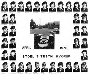 1976 STDEL - 7 TRBTN HVORUP APR 1976