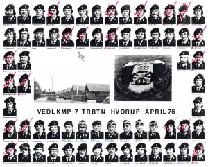 1976 VEDLKMP - 7 TRBTN HVORUP APR 1976