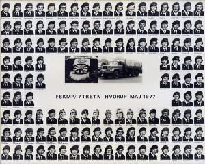 1977 FSKMP - 7 TRBTN HVORUP MAJ 1977
