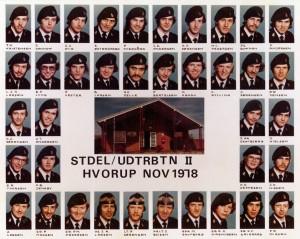 1978 STDEL - UDTRBTN-II HVORUP NOV 1978