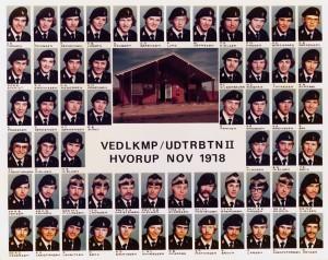 1978 VEDLKMP - UDTRBTN-II HVORUP NOV 1978