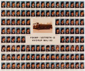 1980 FSKMP - UDTRBTN II HVORUP MAJ 1980