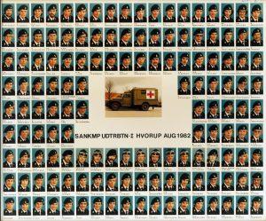 1982 SANKMP - UDTRBTN I HVORUP AUG 1982