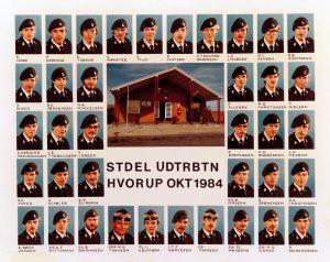 1984 STDEL - UDTRBTN HVORUP OKT 1984