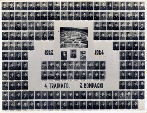 1954 4 TRAINAFD - 3 KMP 1953 - 1954