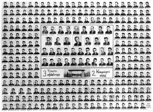 1956 3 Trainafdelings - 2 Kompagni 1956