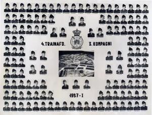 1957 4 TRAINAFD - 3 KMP I 1957