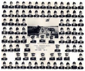 1967 JTRR REKRUTSKOLE 2 KMP HVORUP NOV 1967