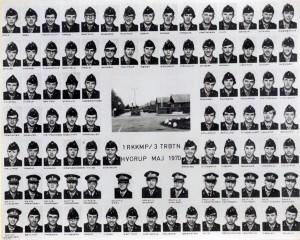 1970 1 RKKMP - 3 TRBTN HVORUP MAJ 1970