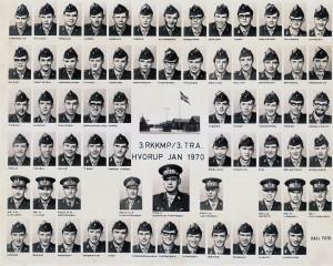 1970 3 RKKMP - 3 TRBTN HVORUP JAN 1970