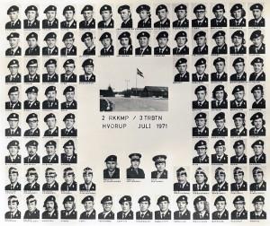 1971 2 RKKMP - 3 TRBTN HVORUP JULI 1971