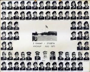 1971 3 RKKMP - 3 TRBTN HVORUP JULI 1971