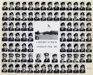 1971 4 RKKMP - 3 TRBTN HVORUP FEB 1971
