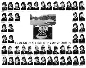 1977 VEDLKMP - 4 TRBTN HVORUP JAN 1977