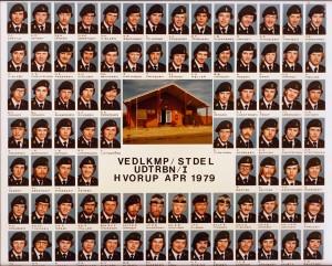 1979 VEDLKMP - STDEL - UDTRBN I HVORUP APR 1979
