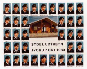 1983 STDEL - UDTRBTN HVORUP OKT 1983