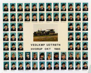 1985 VEDLKMP - UDTRBTN HVORUP OKT 1985
