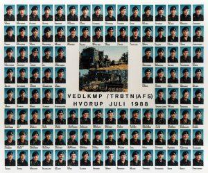 1988 VEDLKMP - TRBTN (AFS) HVORUP JULI 1988
